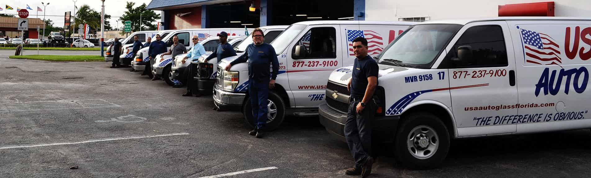 USA Auto Glass Team